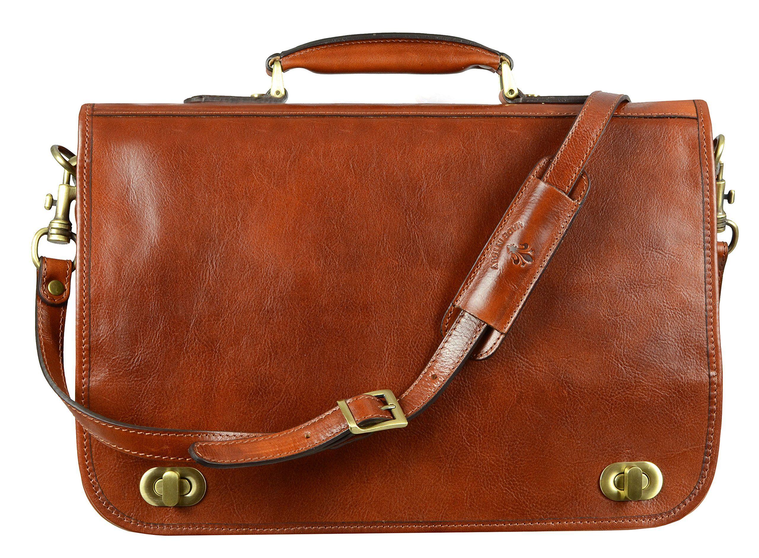 Leather Briefcase e346ecd98f328