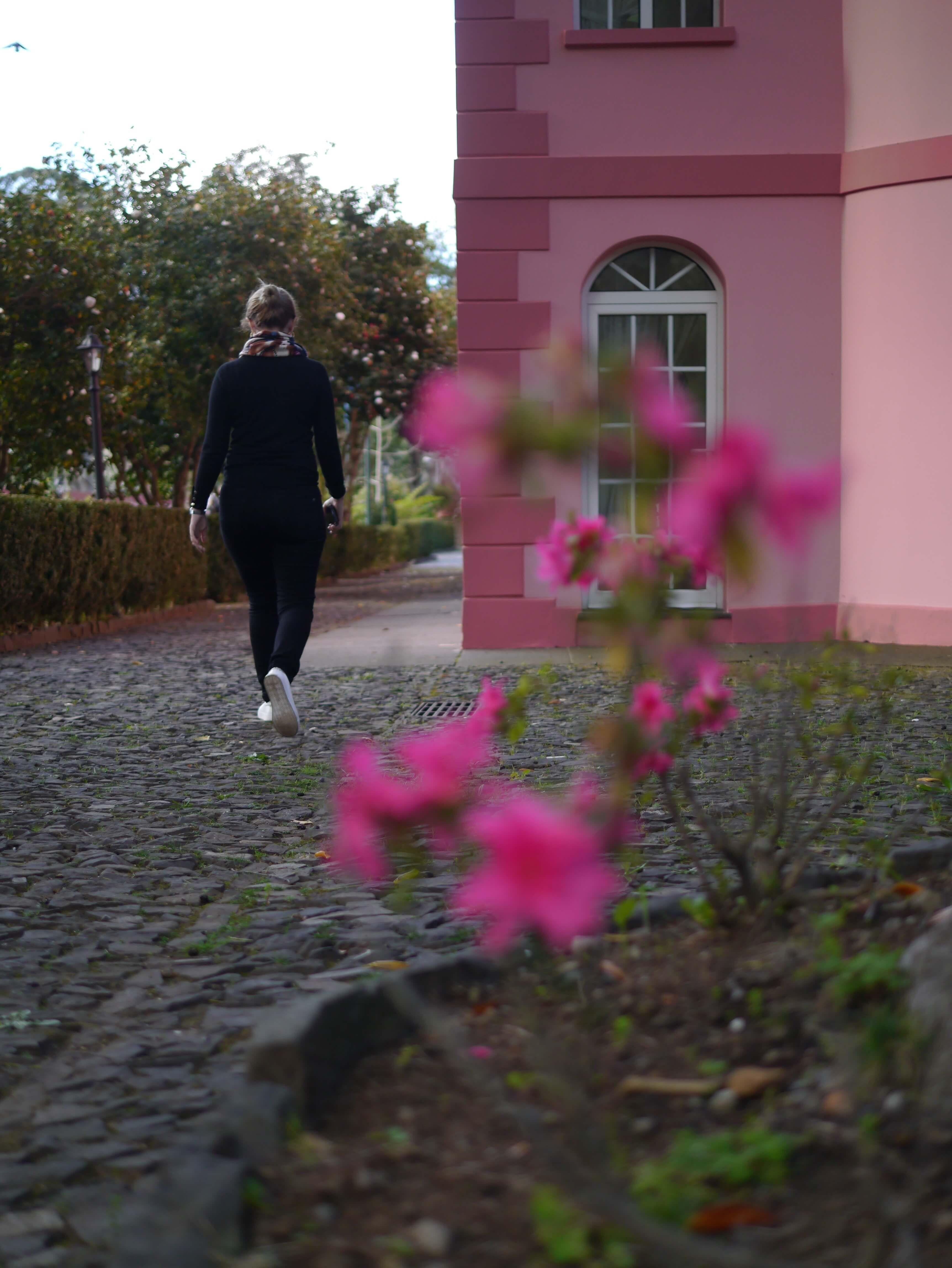Hotel Quinta da Serra - uma história de amor