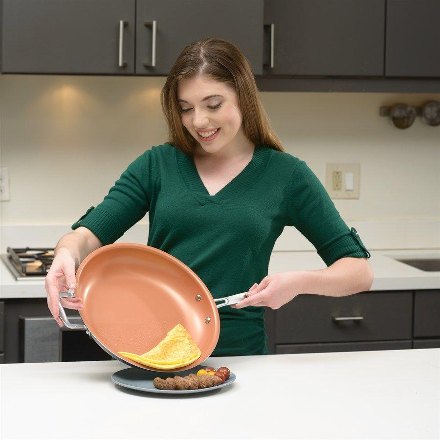 Combo Non-Stick Frying Pan Set | 9.5 & 12.5 inch