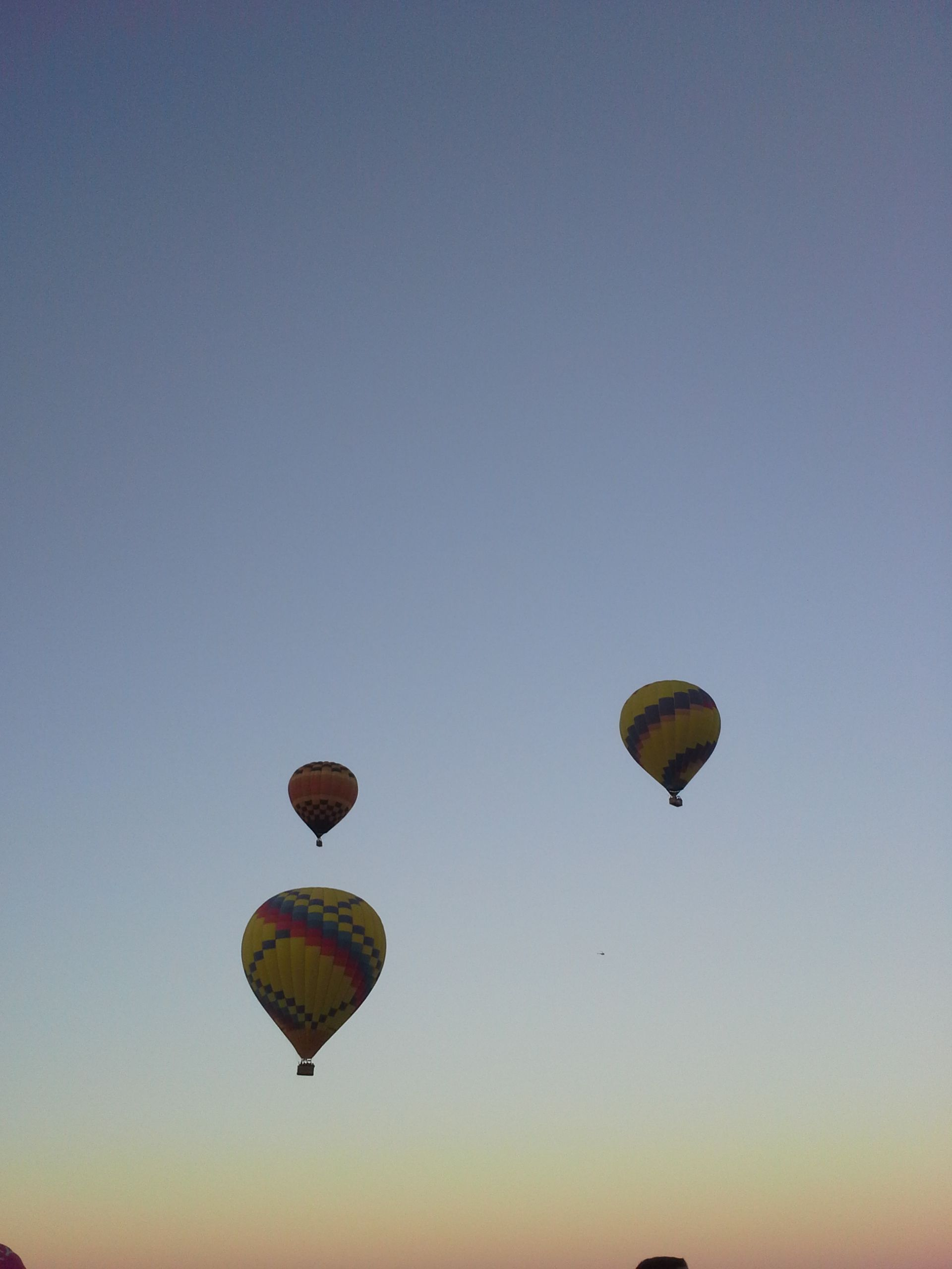 My New Mexico, my home where hot air balloons fill the sky