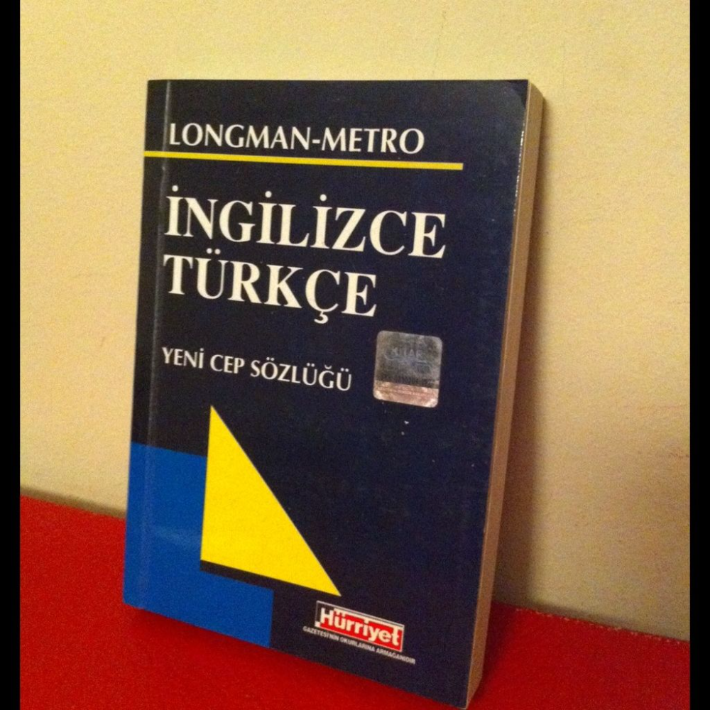 longman metro ingilizce turkce cep