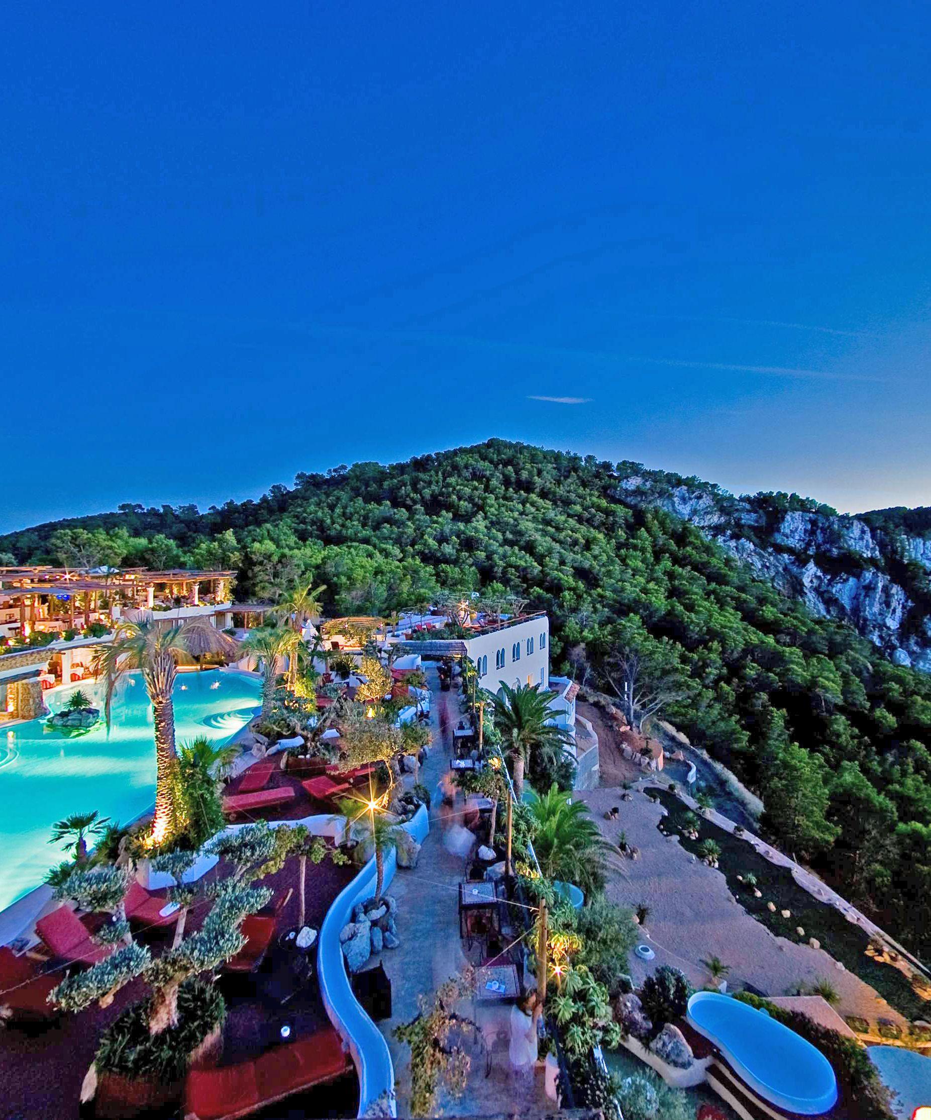 Hacienda Na Xamena, #Ibiza #Spain - Hacienda Na Xamena Luxury Boutique Hotel, Ibiza, Spain :) @Hacienda Furniture Na Xamena