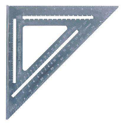 Esquadro Em Aluminio Swanson Toolsbr Ferramentas
