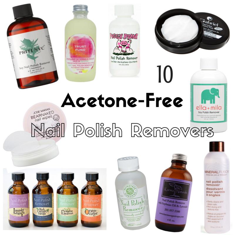 free nail products