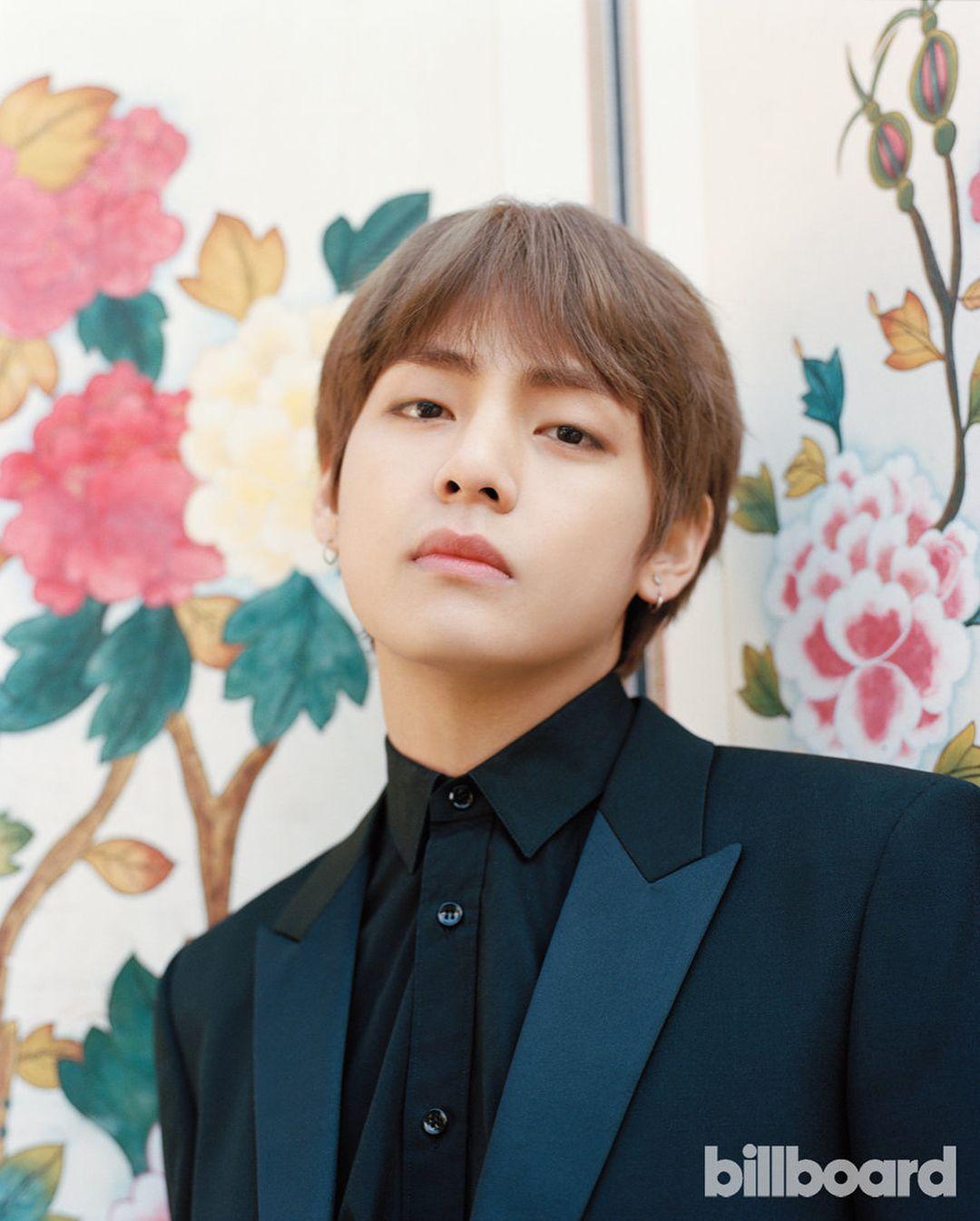 Pin By Asian World Kdramaplanet On Bts Bts Billboard Taehyung Kim Taehyung