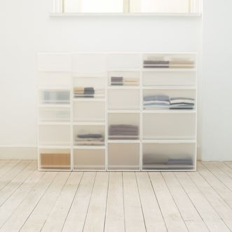 Pp Aufbewahrungen Muji Muji Storage Muji Home How To Organize Your Closet