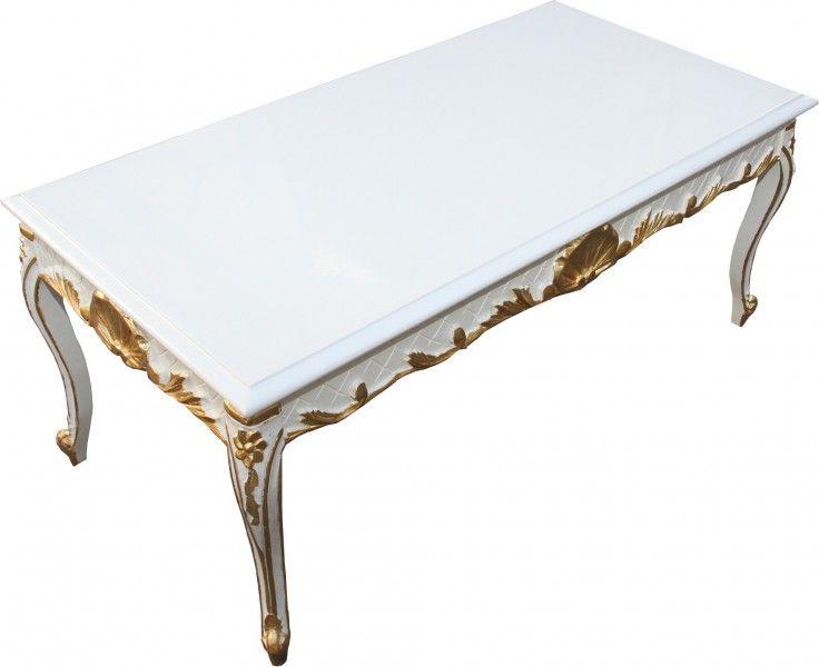 Wohnzimmertisch Barock ~ Casa padrino barock beistelltisch gold couch tisch wohnzimmer