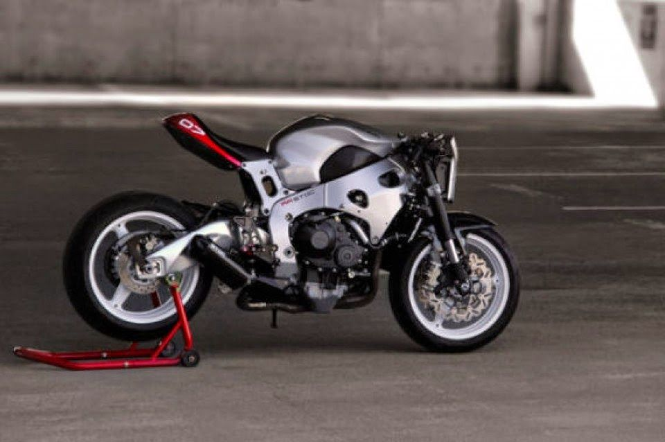 Custom Honda CBR1000RR - Grease n Gasoline