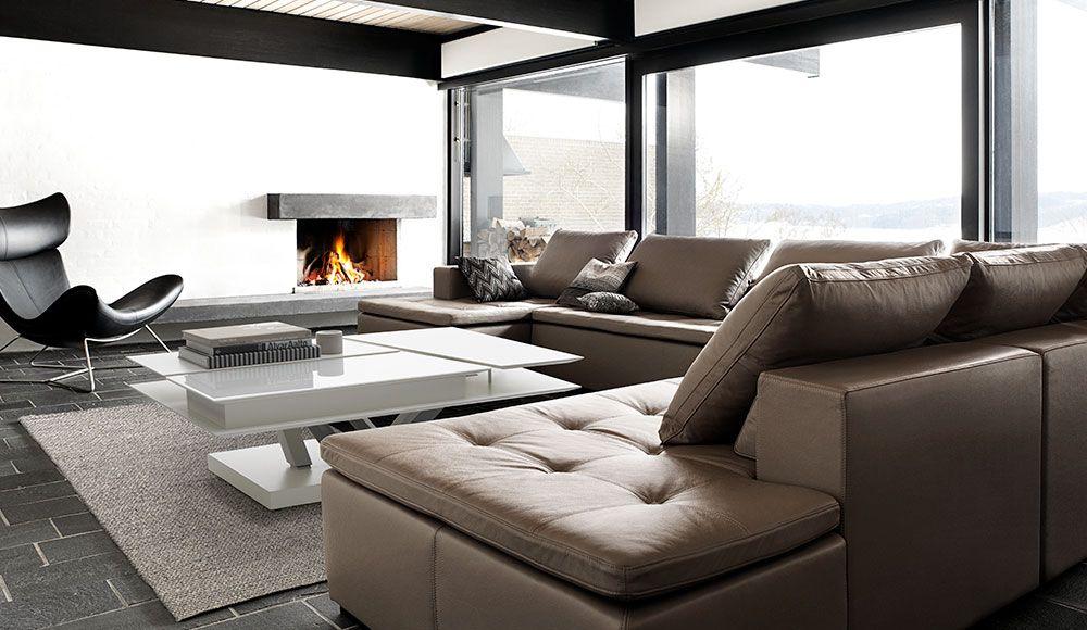 Canapés fauteuils tables basses accessoires de décoration faites place à vos idées avec la sélection design boconcept