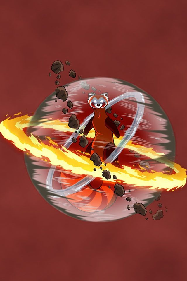 The Best Avatar In The World Pabu The Fire Ferret Avatar