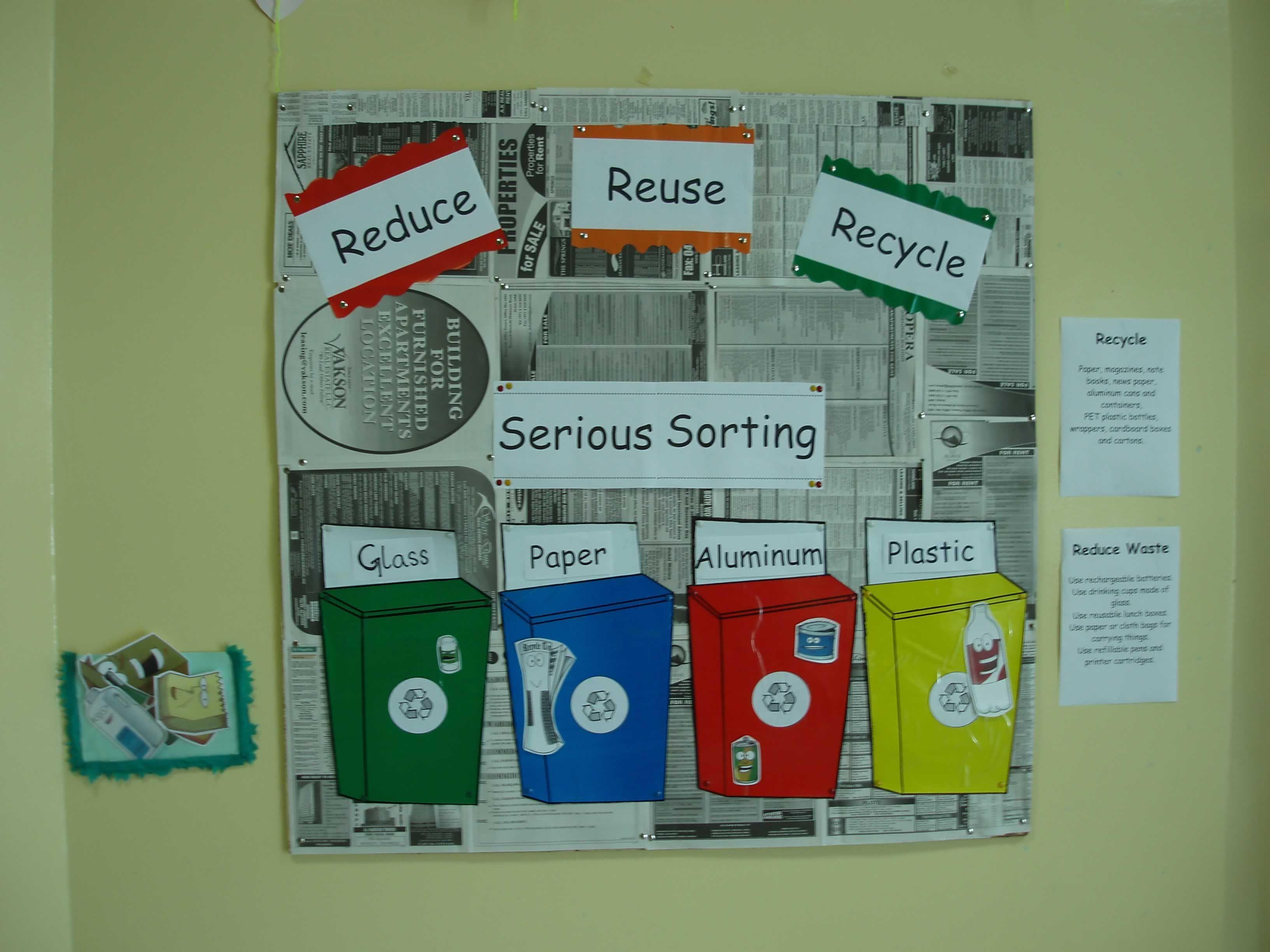 Recycling Board