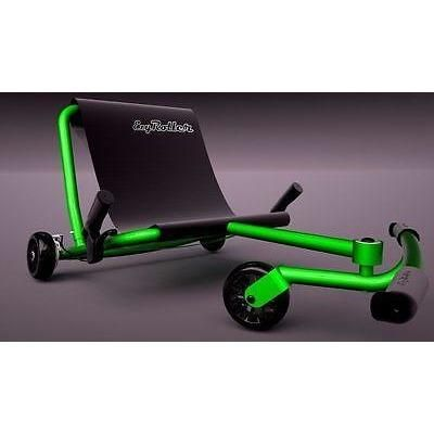 Ezy Roller PRO Kids 3 Wheel Ride On Ultimate Riding Machine EzyRoller Lime Green