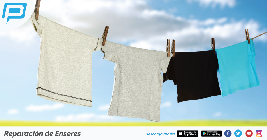 ¿Se te dañó la secadora? #SimplifícateconPingPro -->bit.ly/2960WBa