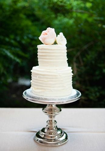 Lynn s cakes wedding simple