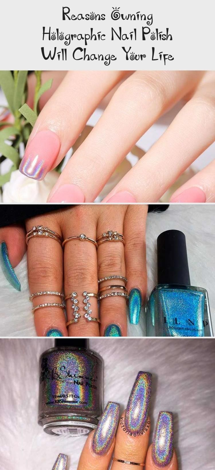 Photo of Reasons Why Holographic Nail Polish Ownership Changes Your Life – Sc …