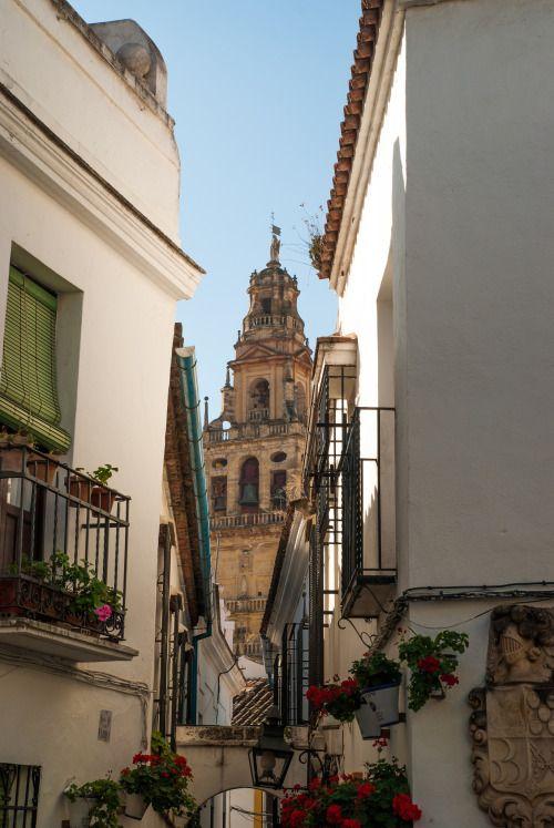 Por los lados de Córdoba pero en España.