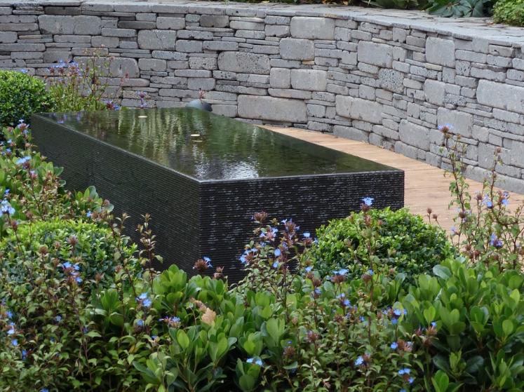 MIFGS award winning garden Quietude #gardendesignmelbourne ...