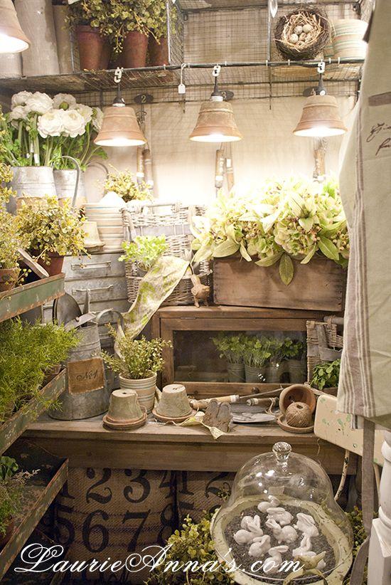 laurieanna 39 s vintage home new gardening essentials. Black Bedroom Furniture Sets. Home Design Ideas