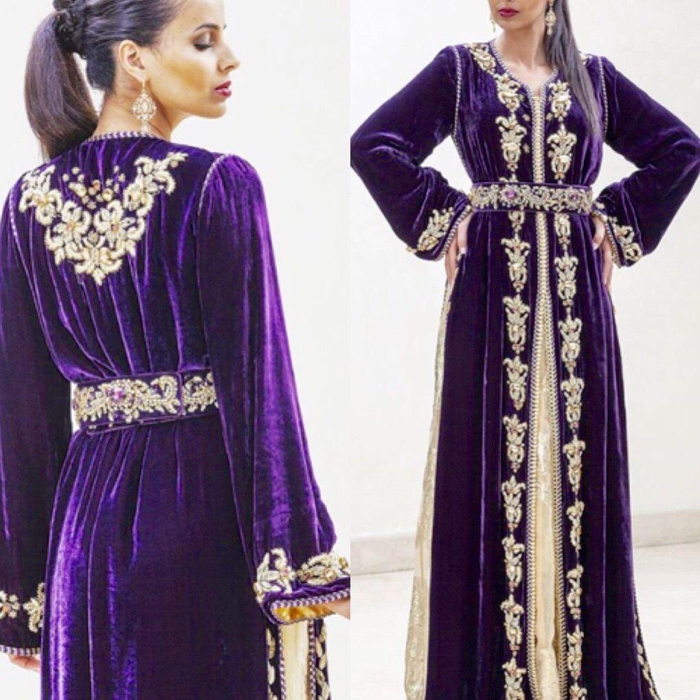 Maria luxe maison   caftaan   Pinterest   Moda árabe, Caftanes y Piratas