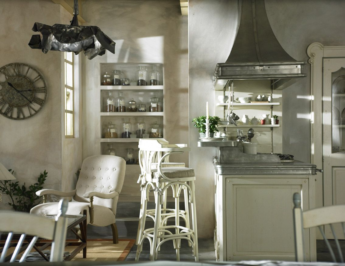 Marchi Group - Dhialma Cucina componibile - Cucina Countr… | Cottage ...
