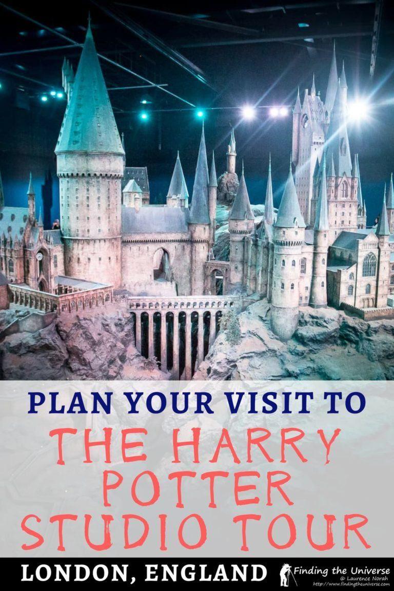 Visiting The Harry Potter Studio Tour London Review Tips And Guide Harry Potter Studio Tour London Tours Harry Potter Studios