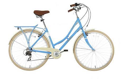 Image Of Pendleton Somerby Hybrid Bike Blue Dutch Bike