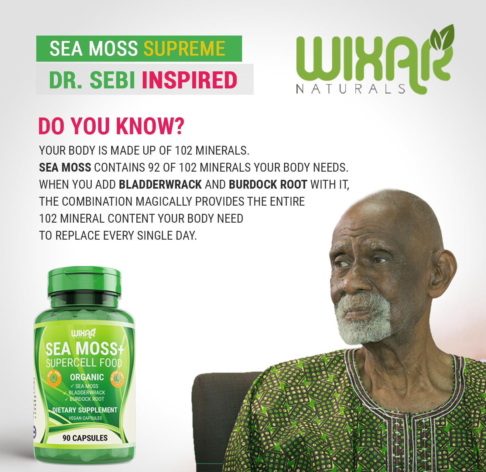 Here Is A Method That Is Helping Sea Moss Sea Moss Irish Sea Romantic Doctor