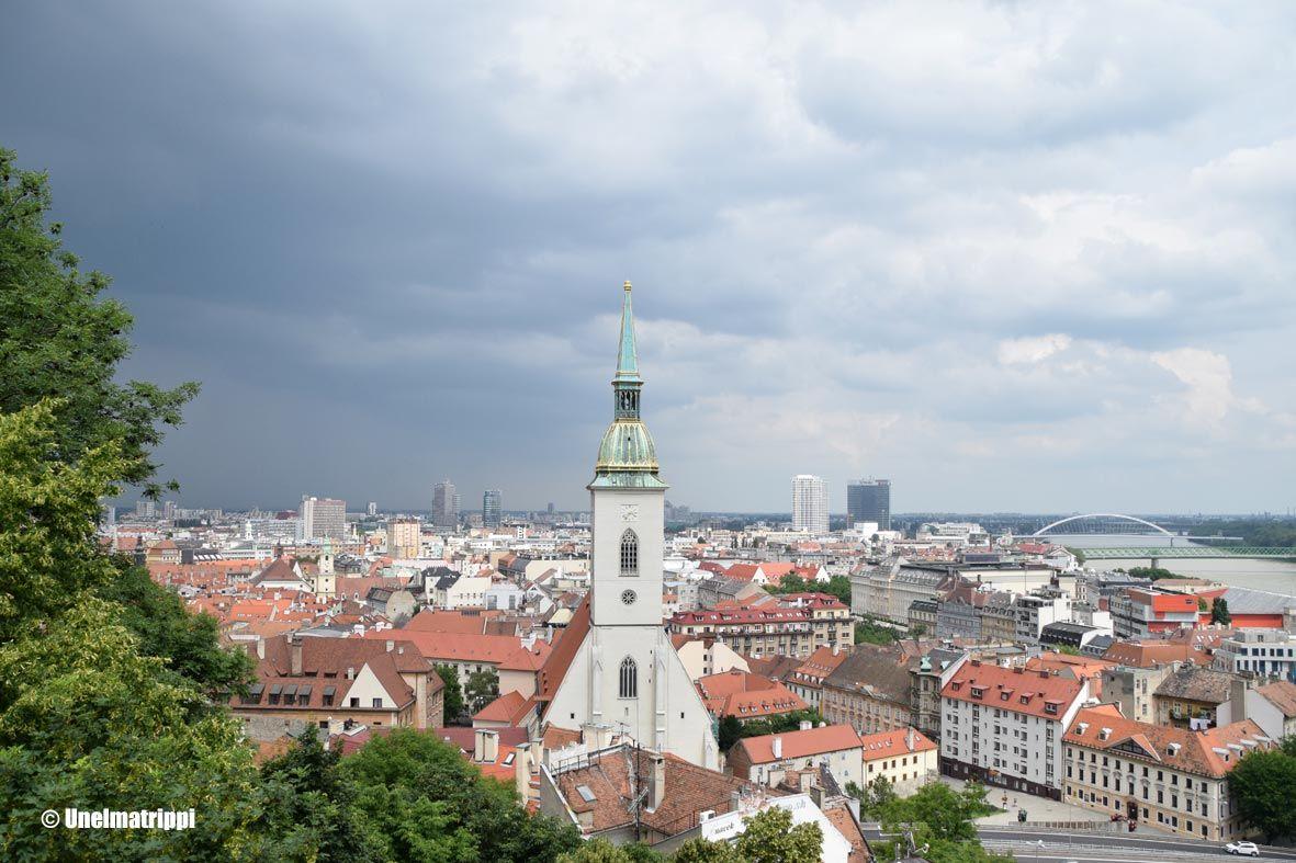 Päiväretki Wienistä Bratislavaan   Unelmatrippi