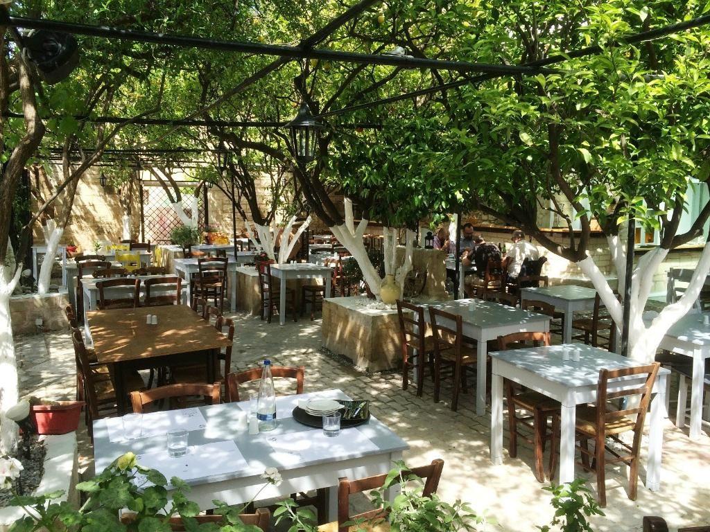 KRETA Lemonokipos ein wunderschönes Restaurant unter