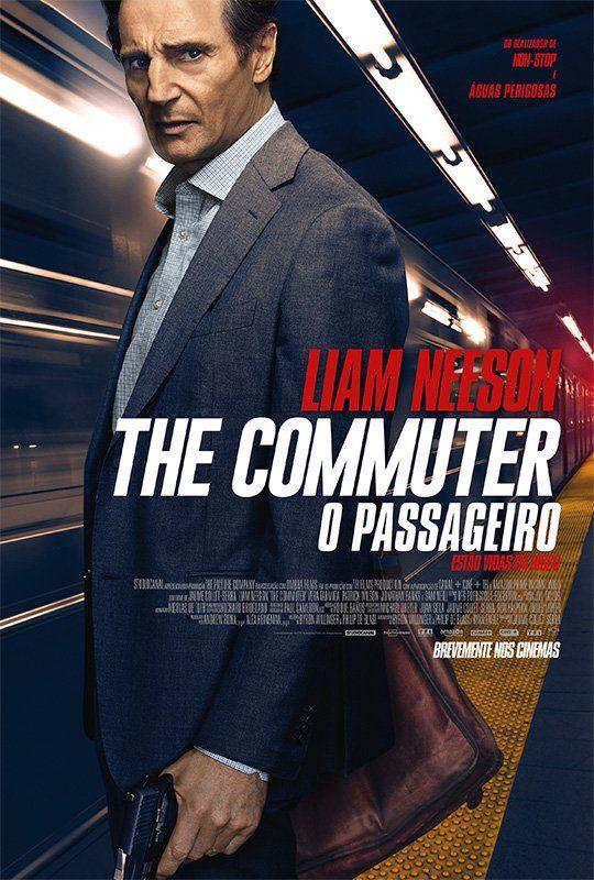 The Commuter O Passageiro Filme Completo Em Portugues With