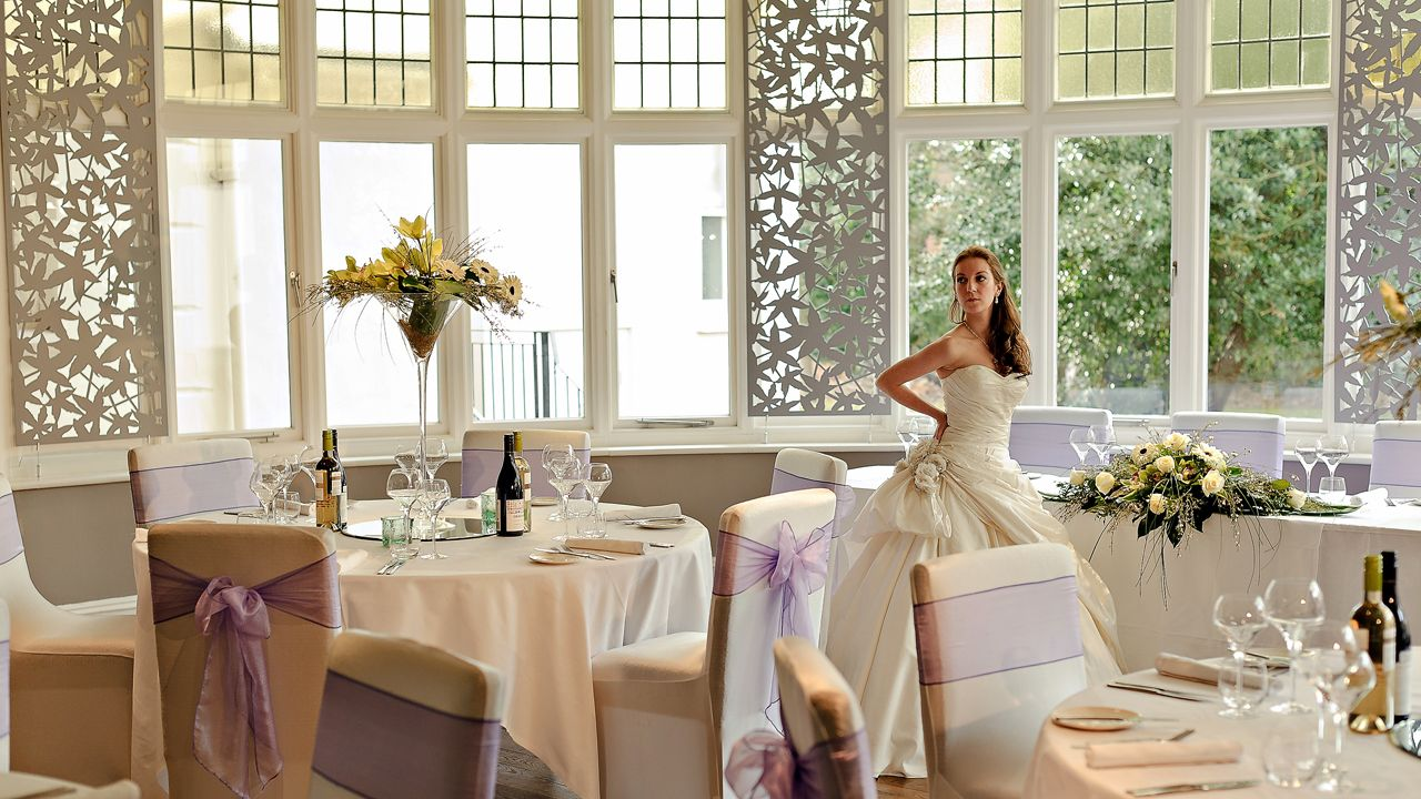 The Green House Is A Stunning Wedding Venue In Bournemouth