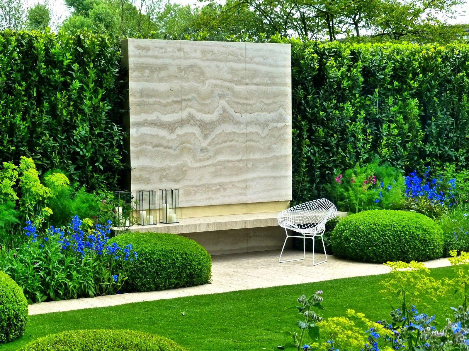 del buono gazerwitz landscape architecture telegraph garden rhs chelsea 2014 - Garden Ideas 2014 Uk