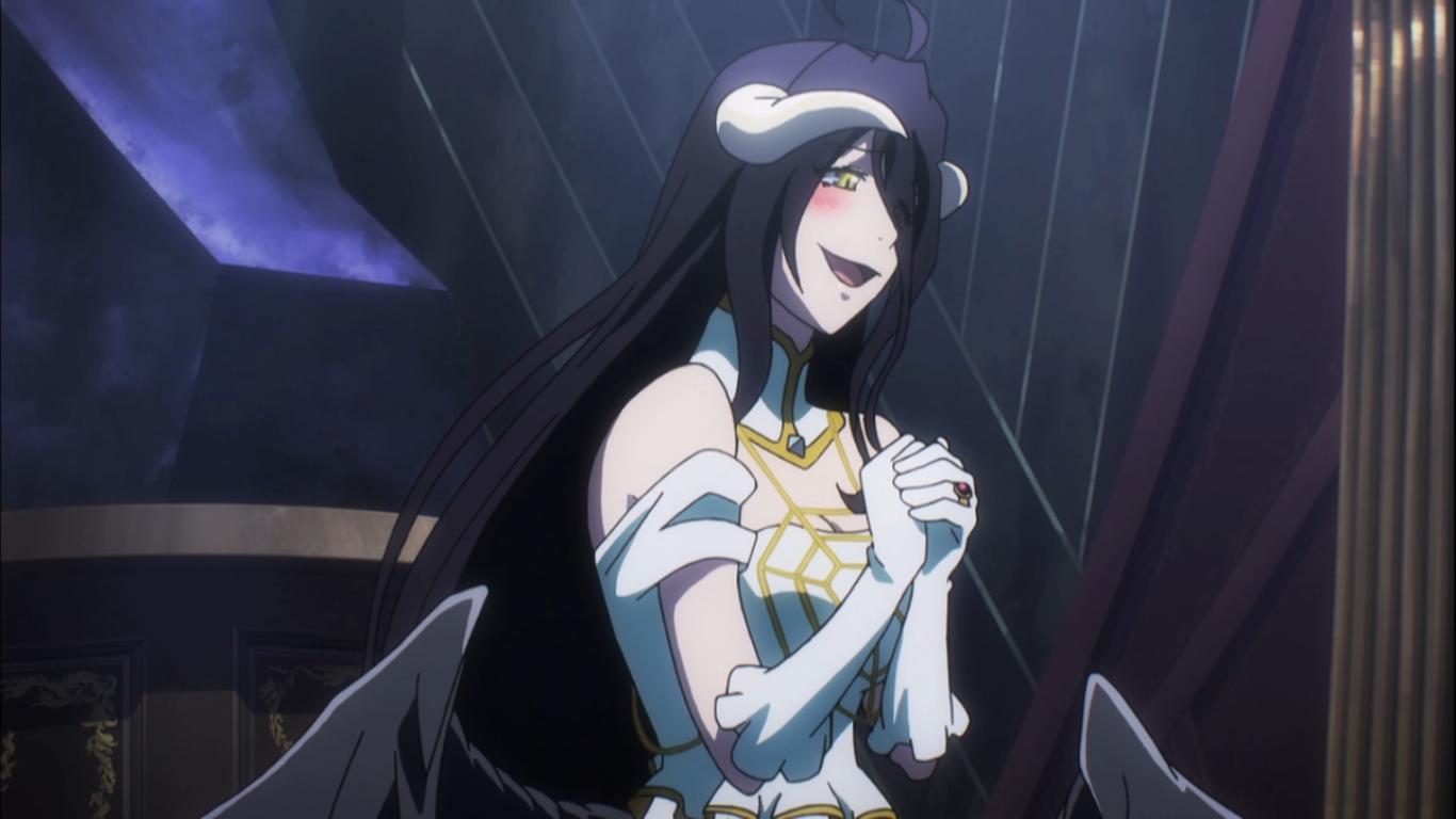 Albedo by Ursuleanfilip Albedo, Overlord anime season 2