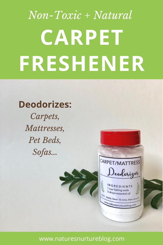 Homemade Carpet Freshener In 2020 Carpet Deodorizer Carpet Freshener Homemade Cleaning Solutions