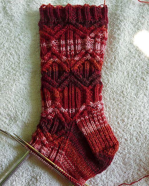 Ravelry: frettchen\'s Ohm | Socken | Pinterest | Socken stricken ...