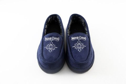 Snoop Dogg Women House Shoes Two Oh Pieds