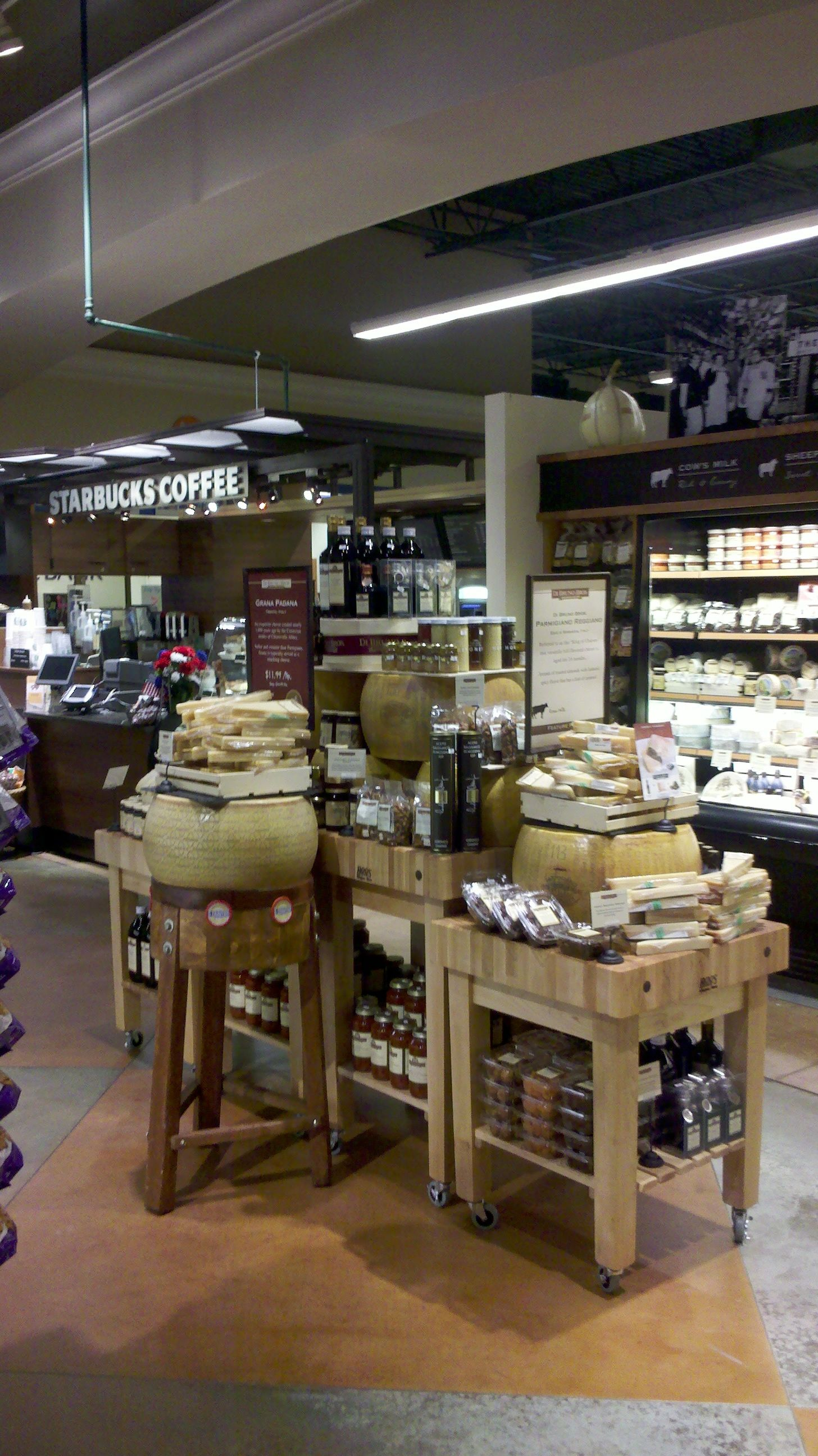 Di Bruno Bros  gourmet cheeses, meats and more now available at the