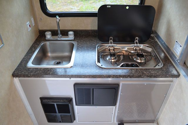 Camplite Camper Int Kitchenwide3 Rv Pinterest Rv