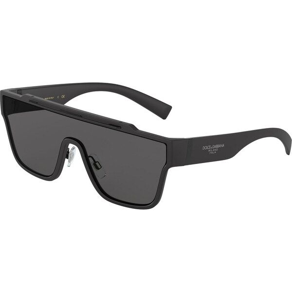 Dolce & Gabbana DG6125 252587, Plastic, Black, Sunglasses …