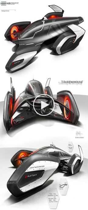 Pin By Yi Zhen Song On Futurist Concept Cars Concept Car Design Futuristic Cars