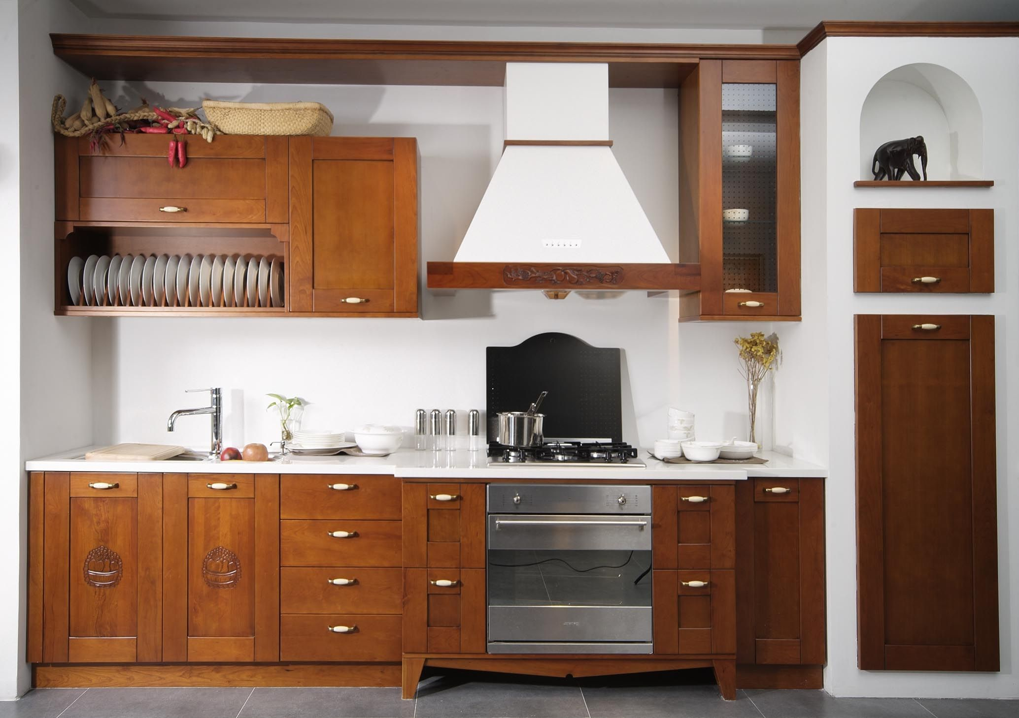 A Perfect Kitchen Design For A Granny Flat Or Small House