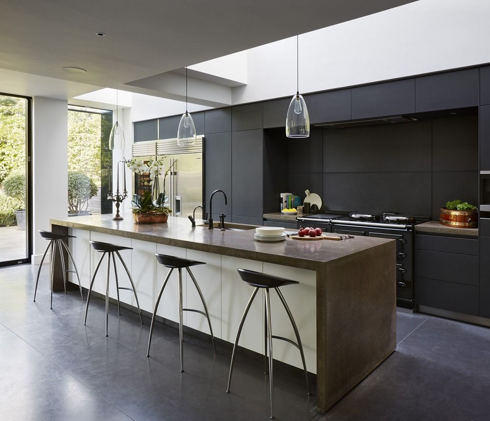 Kitchen Design Arch: Bespoke Bulthaup Living