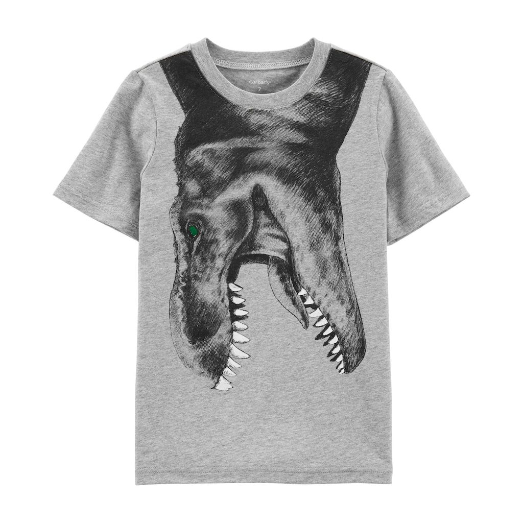 c8017c21c Boys 4-14 Carter's T-Rex Dinosaur Graphic Tee | Products | Boys ...