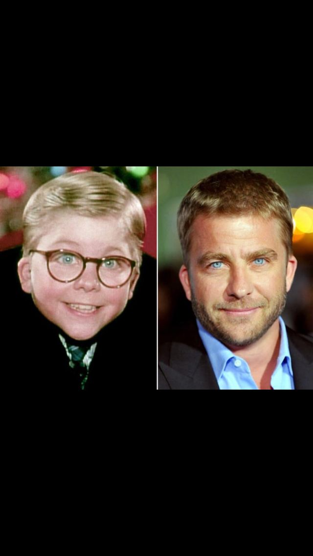 Ralphie Christmas Story Now.Ralphie All Grown Up Women Aren T The Only Eye Candy