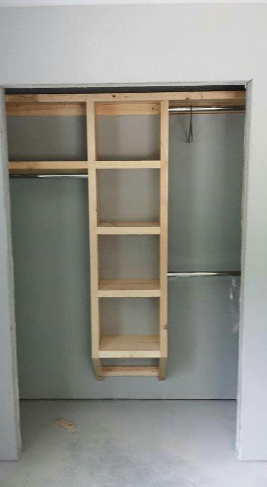 Baby's closet | Rustic remodel, Baby closet, Bathroom ...