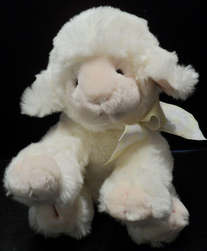 20 98 Stuffedanimal Baby Lamb White 8 Plush Pellets Tush Bottom Russberrie Www Stores Ebay Com Shellys Sweet Finds Animals Plush Teddy Bear [ 1000 x 826 Pixel ]