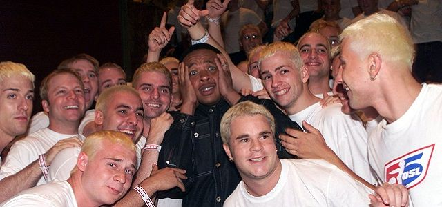 Eminem, E-40 x Danny Brown x ScHoolboy Q, KRS One, Pimf x Waldo The Funk, Nardwuar vs. R.A. The Rugged Man
