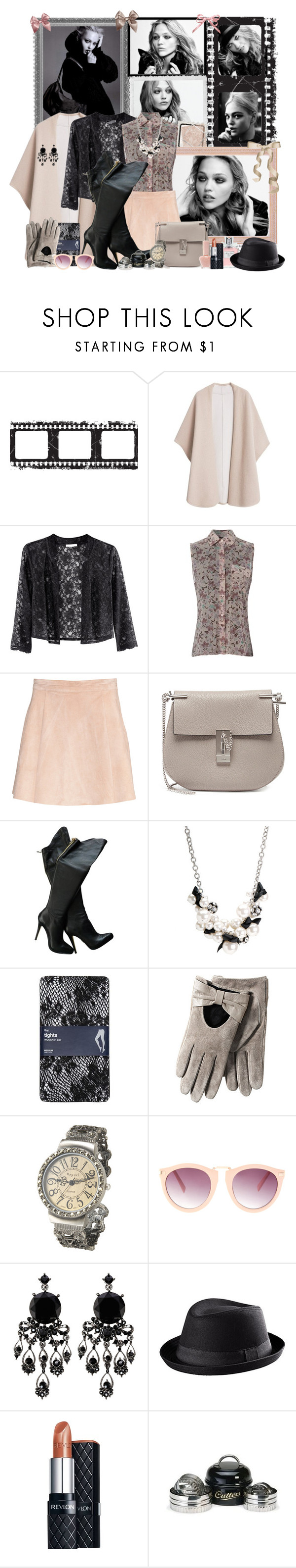 """melancholic and workaholic"" by margarita25 ❤ liked on Polyvore featuring Pringle of Scotland, MANGO, H&M, Jane Norman, Chloé, Betsey Johnson, Gap, ASOS, Coast and Paul & Joe"