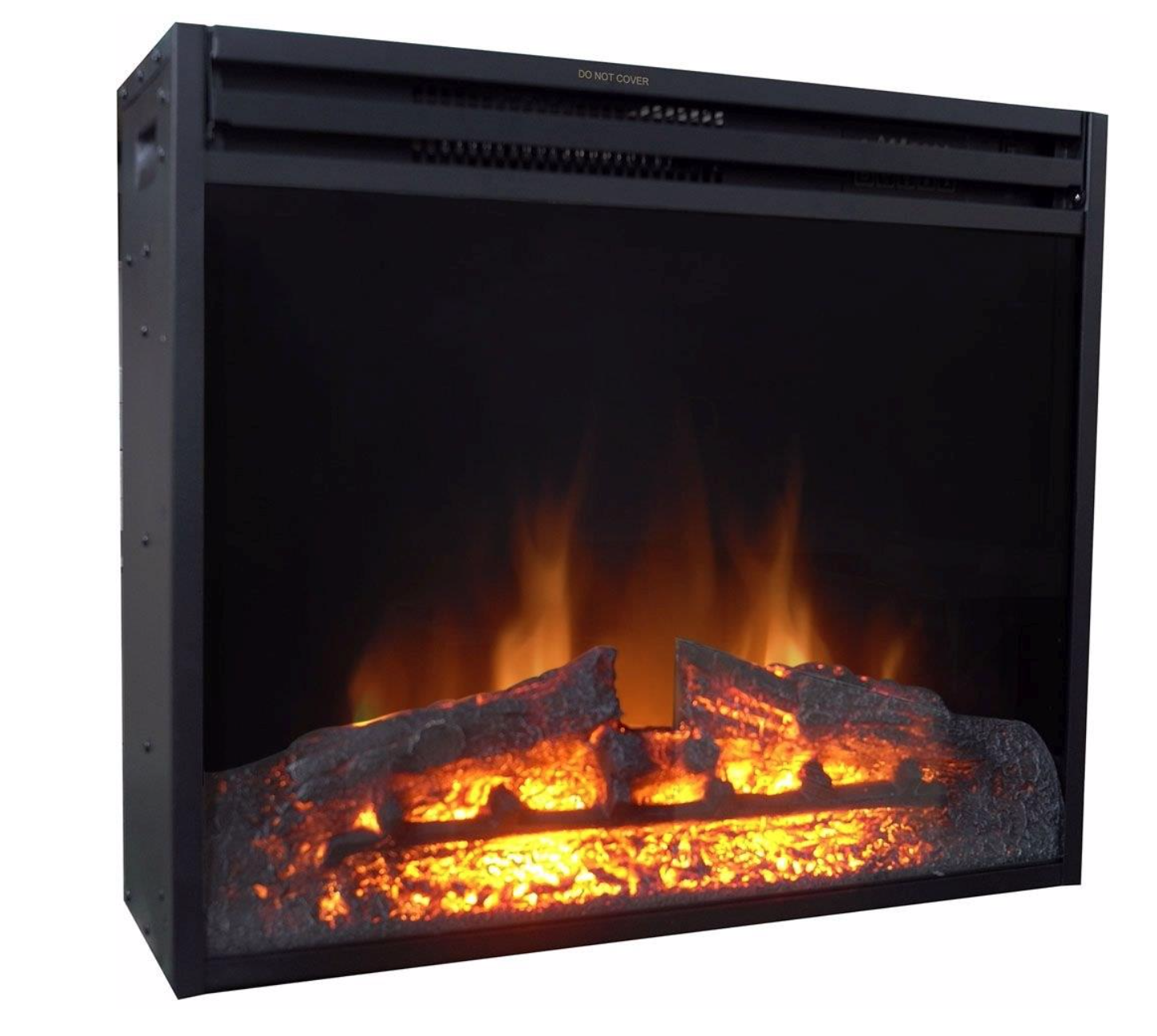 Do You Have A Built In Fireplace But Avoid Using It Due To The Mess And Maintenance Of A Rea Fireplace Inserts Electric Fireplace Heater Freestanding Fireplace