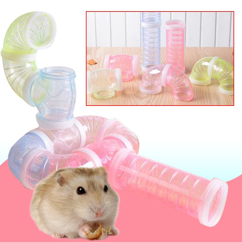 Hamster Cage Accessories Hamster Pipeline Multifunctional Diy